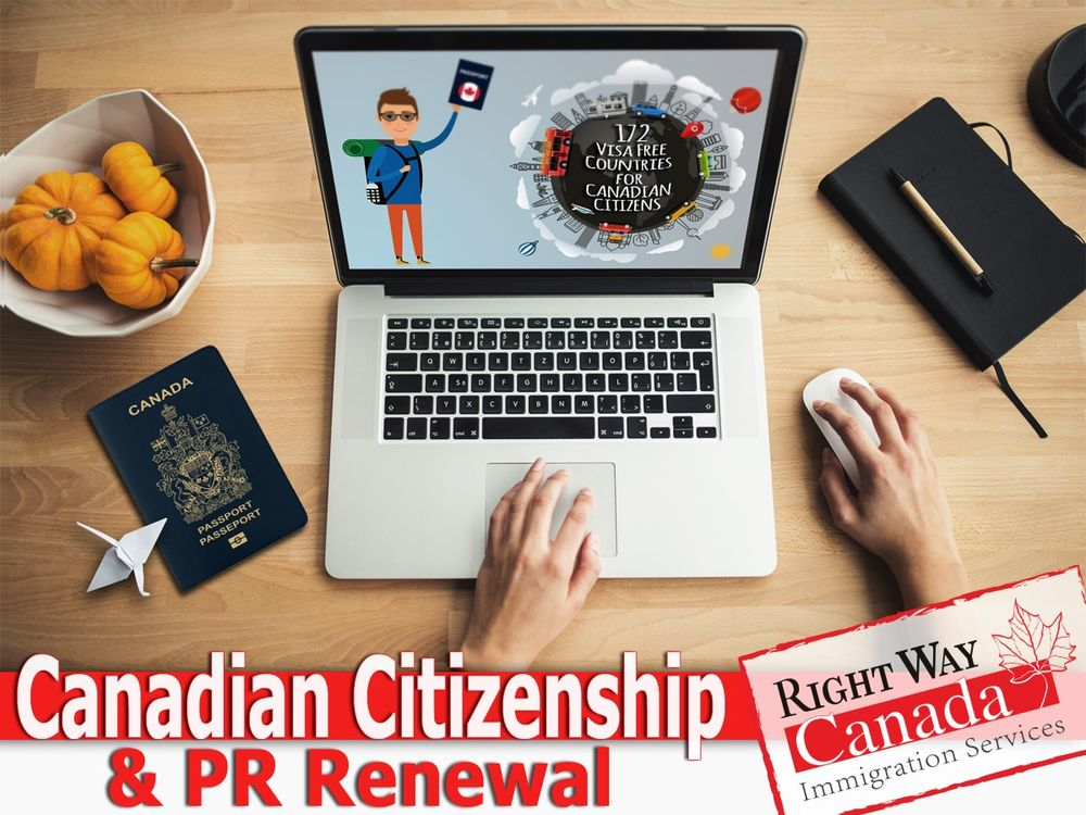 Canadian Citizenship | • RightWay Canada Immigration Services